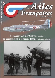 AF n°5 L'aviation de Vichy