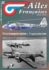 AF n°11 Le transport aérien 1936-1940