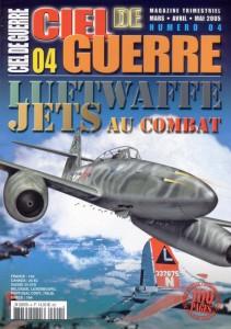 Ciel de Guerre n°4: Luftwaffe jets au combat