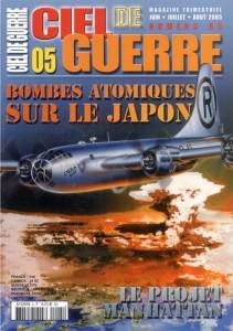Ciel de Guerre n°5: Bombes atomiques sur le Japon