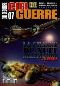 Ciel de Guerre n°7: La chasse de nuit allemande