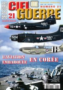 Ciel de Guerre n°21 : L'aviation embarquée en Corée