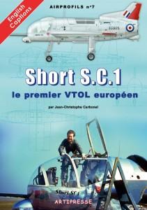 SHORT S.C.1 Le premier VTOL européen (DISPONIBLE !)